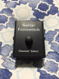 Guitar footswitch