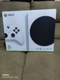 Xbox series S novo