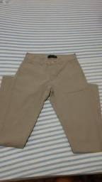 Calça social jeans