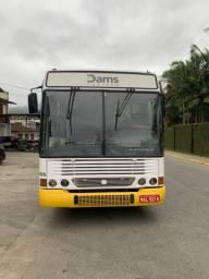 Vendo ônibus marcopolo vw 16.210 ano 99 vendo em peças. Baixado