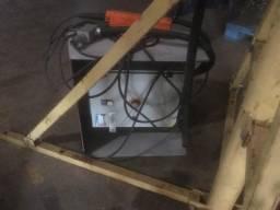 Mini Grua Elétrica de 1.000 kg