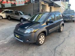 Fiat Uno Way 1.4 8v. Completo 2011