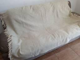 Manta sofá ou cobertor