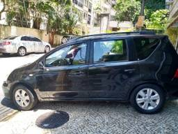 Nissan Livina 2012 ,1.6, 2020 OK Completo de tudo GNV Carro de garagem Zona Sul