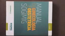 Livro de medicina: Manual de Ginecologia e Obstetrícia - 5° edição - SOGIMIG