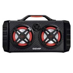 Caixa de Som Amplificada Semp, Bluetooth, Potência 150w, Bateria Recarregável