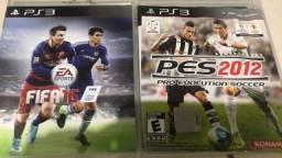 Dois jogos PS3