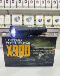 Lanterna De Led Tática Militar X900<br>