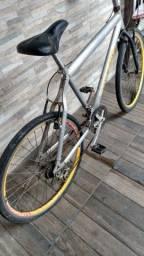 Título do anúncio: Vende se bicicleta