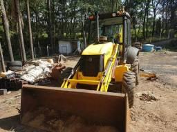 Vendo Retro escavadeira New Holland