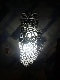 Luminaria artesanato