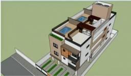 Apartamento à venda com 3 dormitórios em Bancários, João pessoa cod:007197