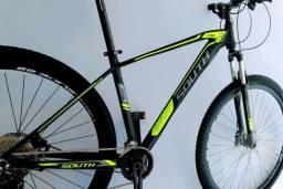 Bicicleta aro 29 SOUTH 20v cambios DEORE