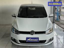Título do anúncio: VW Volkswagen Fox 1.6 8v Connect 2019 apenas 34.000km