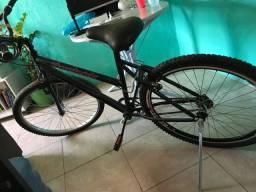 Bicicleta + acessórios