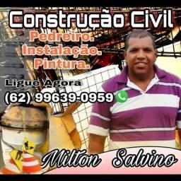 Título do anúncio: PEDREIRO