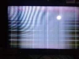 Título do anúncio: TV Sony kdl 32 ex425 defeito na tela