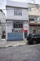 Casa à venda com 3 dormitórios em São cristóvão, Rio de janeiro cod:RICA30014