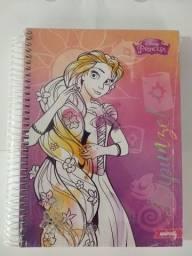 Título do anúncio: 2 Cadernos 10 matérias - 200 folhas - novos