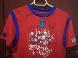cnblue camiseta autografada mubank 2014