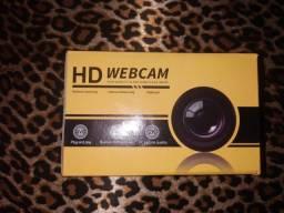 Título do anúncio: WebCam 1080p com microfone