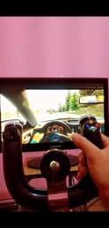 Título do anúncio: Volante original Xbox360 (semi-novo)
