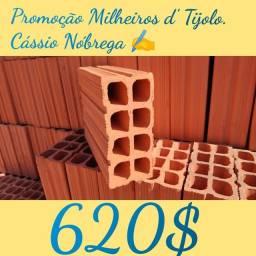 Título do anúncio: Tijolo' tijolos' TIJOLO