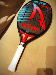 Raquete Shark Elite Carbono 3k NOvA