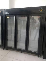 Geladeira 3 portas comercial * cesar