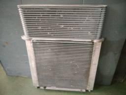Radiador De Ar E Óleo Compressor Chicago Pneumatic S14.