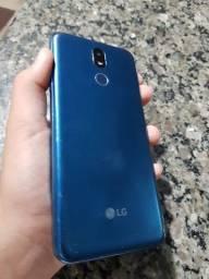 Título do anúncio:  LG K12 usado