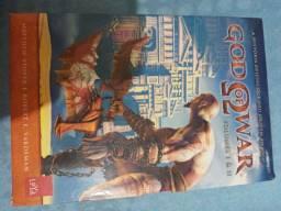 Coleção livros God of War
