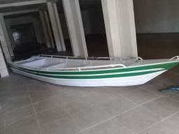 Canoa de alumínio