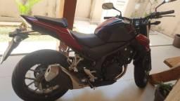 Moto CB500 F 2019