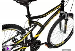 Título do anúncio: Bicicleta Caloi Andes Nova