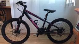 Título do anúncio: Bicicleta juvenil