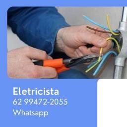 Título do anúncio: Eletricista Qualificado