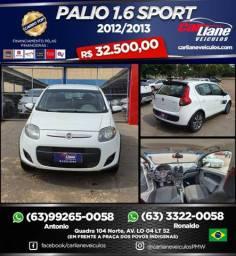 PALIO 2012/2013 1.6 MPI SPORTING 16V FLEX 4P AUTOMATIZADO