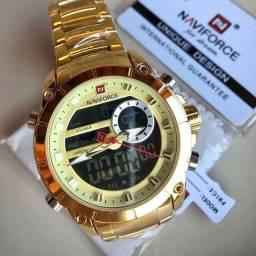Título do anúncio: Relógio Naviforce NF9163 Masculino