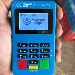 Título do anúncio: kit 4 Point Mini chip Mercado Pago apenas 100