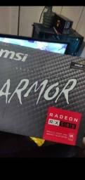 RX 580 8GB MSI Armor OC