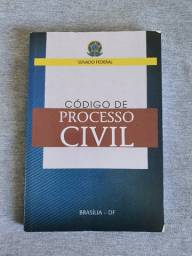 Título do anúncio: Código de Processo Civil