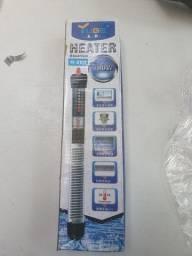 Termostato automático com aquecedor para aquários 100w 110v