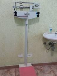Título do anúncio: Balança mecânica Usada Welmy até 150 kg