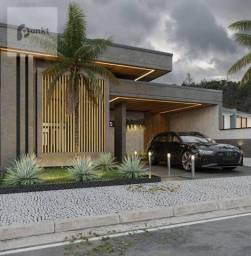 Título do anúncio: Casa com 3 dormitórios à venda, 190 m² por R$ 780.000 - Ponta Negra - Manaus/AM
