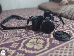 Máquina fotógrafica nikon