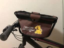 Título do anúncio: Cestinha pet bike