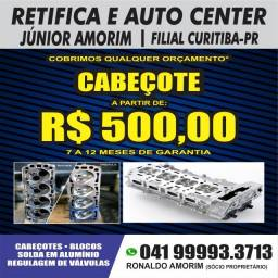 Cabeçote Chevrolet Ônix/Corsa/Celta