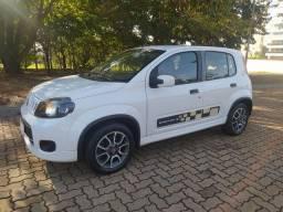 Título do anúncio: Fiat Uno Sporting Evo 1.4 Branco