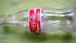 Título do anúncio: Garrafa de Coca Cola Antiga em Vidro